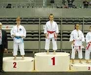 Résultats du championnat de France kata